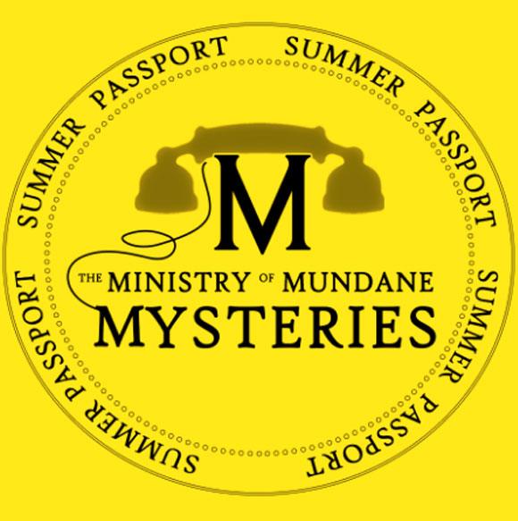 Ministry of Mundane Mysteries logo