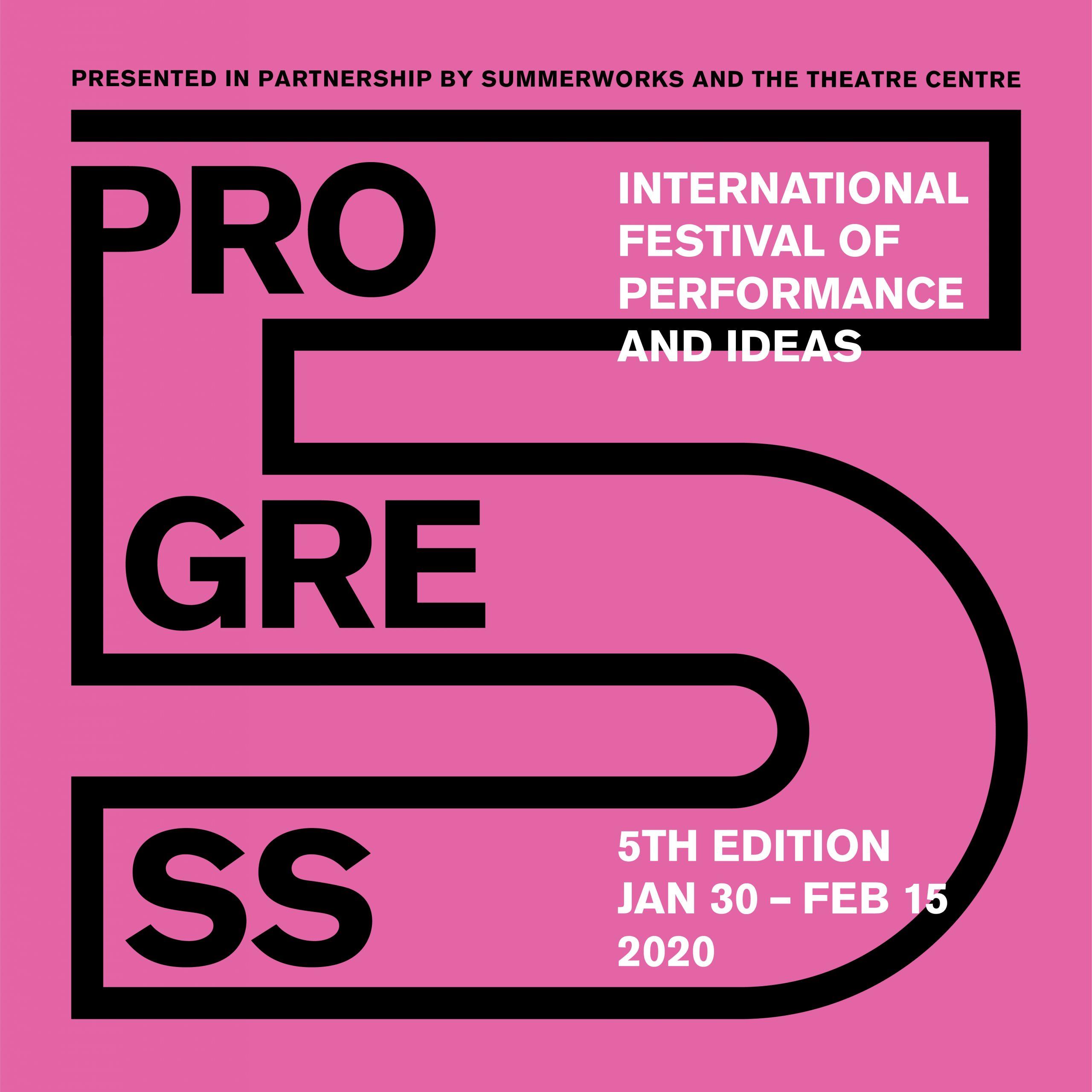 2020 Progress Festival Logo